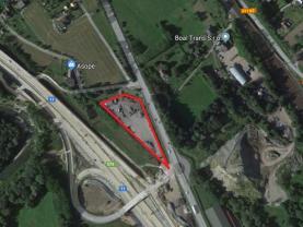 Prodej, pozemek, 7847 m2, Bystřice nad Olší