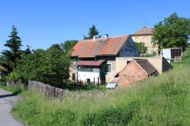 Prodej, rodinný dům, 2+1, 275 m2, Páleček