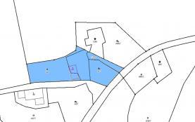 Prodej, pozemek, 3103 m2, Tři Sekery-Chodovská Huť