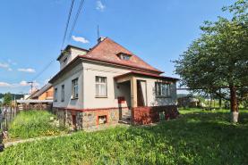 Prodej, rodinný dům, 1780 m2, Planá, ul. Jateční