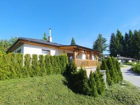 Prodej, rodinný dům, 351 m2, Lipno nad Vltavou