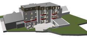 Prodej, byt 2+kk, 42 m², Nýřany, ul. Benešova třída