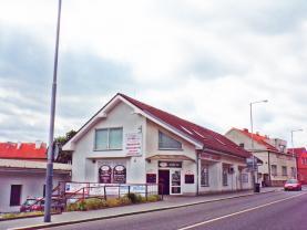 Pronájem, obchod a služby, 165 m2, Čáslav, ul. Jeníkovská