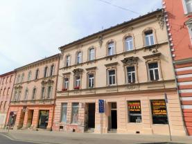 Prodej, obchod a služby, 106 m2, OV, Cheb, ul. Svobody