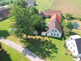 Prodej, rodinný dům, 150 m2, Jindřichův Hradec - Matná