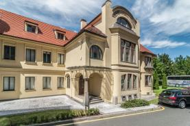 Pronájem, zámeček - administrativní budova, 664 m2, Praha 5
