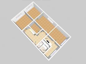 Prodej, byt 4+1, 66 m2, Litoměřice, ul. Jungmanova
