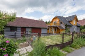 Prodej, rodinný dům 5+1, 1639 m2, Zátor