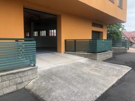 Pronájem, sklady, 500 m2, Kadaň, ul. Jiráskova