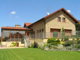 Pronájem, rodinný dům 7+kk, 470 m2, Ostrava, ul. Vodárenská