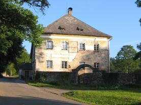 Prodej, zámek 1874 m2, NP Šumava