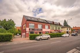 Prodej, kancelářské a obchodní prostory 258 m2, Praha 20