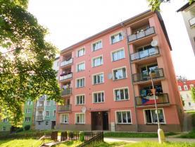Prodej, byt 2+1, 53 m2, OV, Aš, ul. Dlouhá