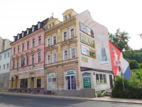 Prodej, penzion, restaurace, 1248 m2, Aš, ul. Hlavní