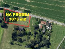 Prodej, pozemek, 3875 m2, Ostrava - Heřmanice