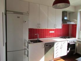 Pronájem, byt 4+1, 85 m2, Plzeň, ul. Anglické nábřeží