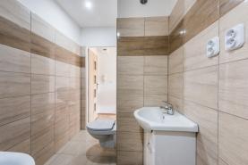 Koupelna (Prodej, byt 3+1, 63 m2, OV, Ústí nad Labem, ul. Opletalova), foto 4/22