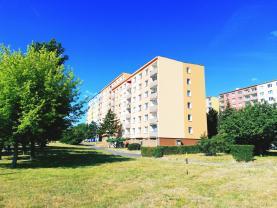 Prodej, byt 2+1, 58 m2, OV, Chomutov, ul. Borová