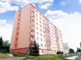 Pronájem, byt 2+1, 60 m2, Chomutov, ul. Zahradní