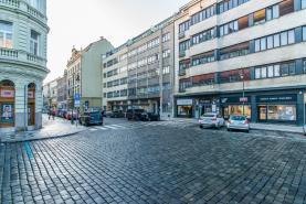 Pronájem byt 2+1, Praha 1, Soukenická