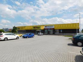 Pronájem, prodejní plocha, 540 m2, ul. Moskevská, Tábor