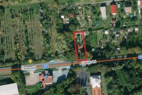Prodej, zahrada, 477 m2, Chrudim
