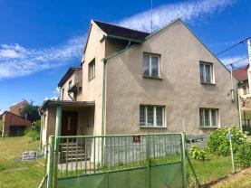 Prodej, rodinný dům 5+1, 805 m2, Svatá