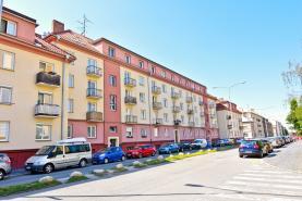 Prodej, byt 2+1, 55 m2, Mladá Boleslav, balkon