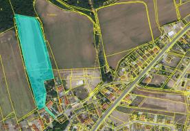 Building lot, 16000 m2, Beroun, Králův Dvůr