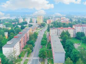 Prodej, byt 2+kk, Ostrava - Poruba, ul. Sokolovská