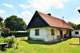 Prodej, rodinný dům, 5395 m2, Hradec Králové, ul. Na Rybárně
