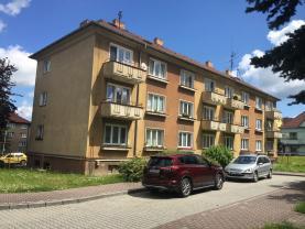 Prodej, byt 2+1, 60 m2, Tábor, ul. Sezimova