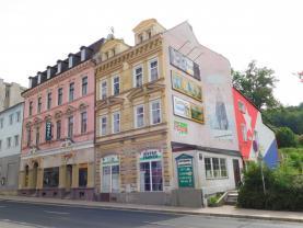 Prodej, polyfunkční dům, 16+1, 1248 m2, Aš, ul. Hlavní