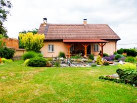 Prodej, rodinný dům, Pohořílky