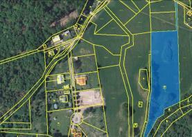 Prodej, louka, 9255 m², Kamenice