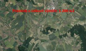 Prodej, pole, 1200 m2, Mistřín