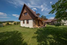 Prodej, chalupa, 2654 m2, Hynčina - Křížanov