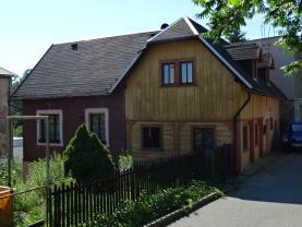 Prodej, rodinný dům, 5+1, Rumburk - centrum