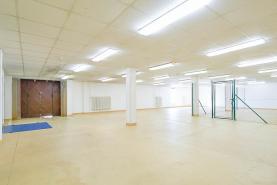 Pronájem, skladovací prostory, 233 m2, Praha 5 - Stodůlky