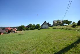 Prodej, stavební parcela, 1657 m2, Alšovice, Pěnčín