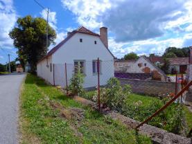 Prodej, rodinný dům 3+1, 70 m2, Budkov