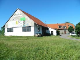Prodej, komerční objekt, Dolní Pohleď okres Kutná Hora