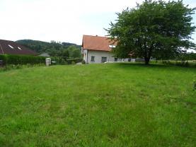 Prodej, pozemek, 801 m2, Hrusice