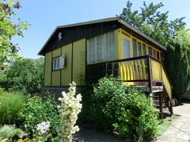 Prodej, chata, 26 m2, Levousy, Křesín