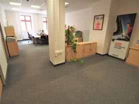 Pronájem, kancelářské prostory, Jihlava, ul. Palackého