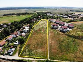 Prodej, stavební pozemek, 12 906 m2, Plzeň - Křimice
