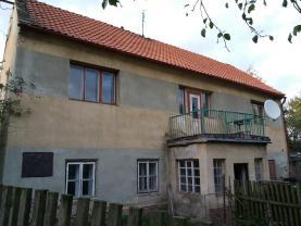 Prodej, rodinný dům 4+kk, pozemek 265 m², Krusičany