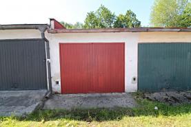 Prodej, garáž, 19 m², Česká Lípa, ul. Střelnice