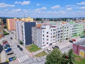 Prodej, byt 3+1, 68 m2, Jindřichův Hradec, ul. Hvězdná