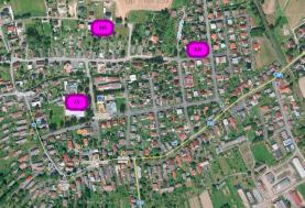 Mapa (Prodej, rodinný dům 3+1, 80 m², Postřekov), foto 3/13